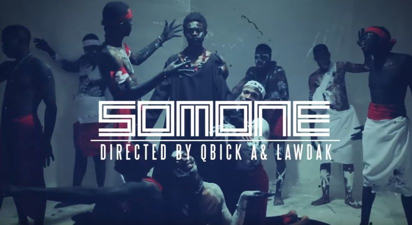 Somone Slap D featuring Mumba Yachi and Muzo