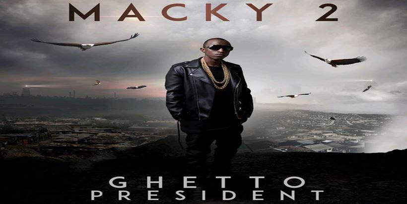 Ghetto President Drops A Rare Macky 2 Appearance 1