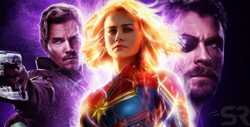 Captain Marvel at Cinemas