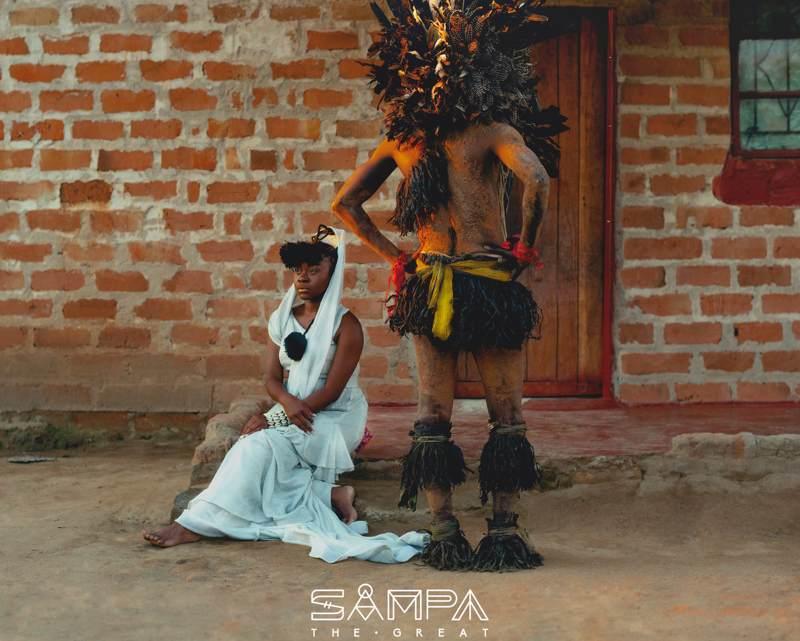 Sampa the Great The Return CD