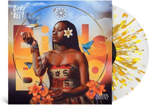 Birds And The BEE9 is Sampa the Great LP consisting of 13 tracks and represents one of the important music going on in Australia from the Zambian born artist