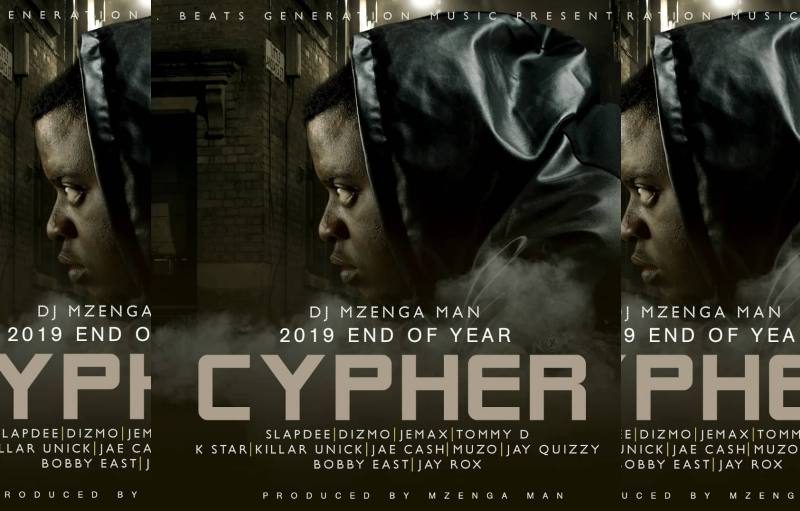 DJ Mzenga Man 2019 end of year cypher