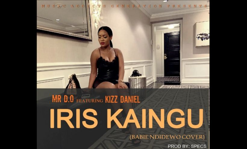 Iris Kaingu by Mr. DO in a Babie Ndiwewo Cover
