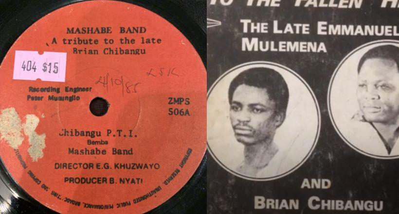 Chibangu Waya a farewell record in dedication of Brian Chibangu