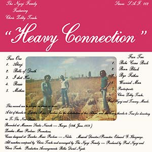 Heavy Connection (The Ngozi Family Featuring Chris Zebby Tembo, 1978)
